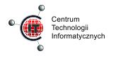 Logo Centrum Technologii Informatycznych PŁ