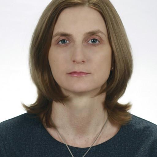 Obraz dr Elżbieta Galewska